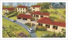 Cinco viviendas bioclimáticas