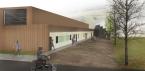 Centro de empresas en Bárzana