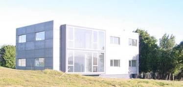 Centro administrativo de Cenero