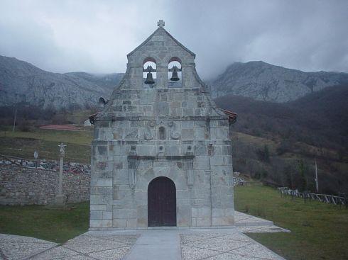 Restauración iglesia del Cebrano