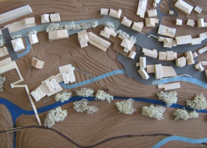 Urbanización integral de Bárrzana