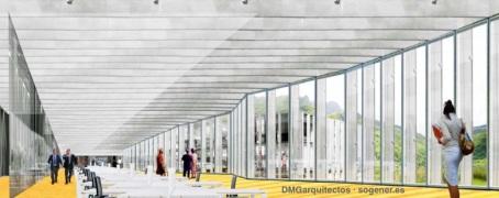 Nuevo Ayuntamiento de Mieres