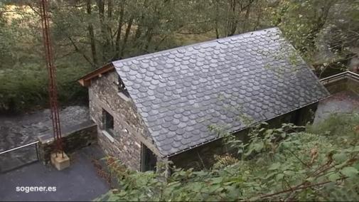 Restauración de minicentral