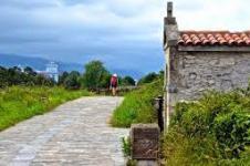 restauración del camino de Santiago en ribadedeva