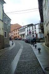 Restauración de la calle Mayor en Vegadeo