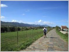 Restauración del Camino de Santiago