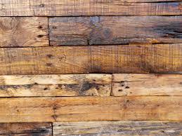 Acabado en madera