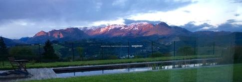 Piscina natural en Oviedo