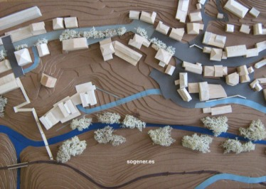 Urbanización integral de Bárzana