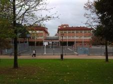 Adecuación en Colegio el Llano, Gijón.