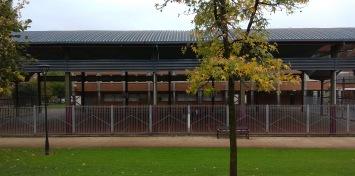Adecuación en Colegio Público de El Llano, Gijón.