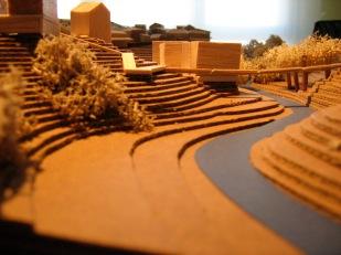 Plan de desarrollo urbano para Bárzana de Quirós