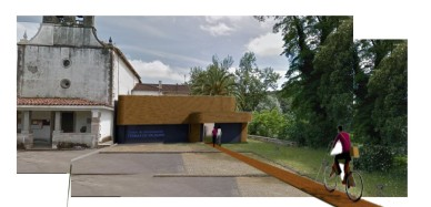 Centro de interpretación de Valduno